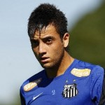 AC Milan, Real Madrid Watching Santos Midfielder Felipe Anderson