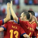 Panama 1-5 Spain – Highlights