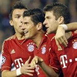 Valencia 1-1 Bayern Munich - Highlights