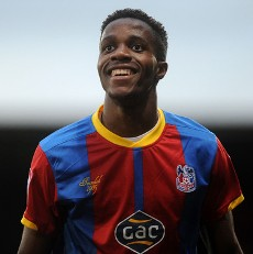 Wilfried Zaha Set To Decide Between Arsenal, Manchester United