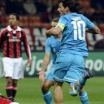 AC Milan 0-1 Zenit St Petersburg – Highlights