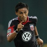 Andy Najar Begins Training With Belgium Club Anderlecht