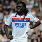 Liverpool Watching Lyon Striker Bafetimbi Gomis
