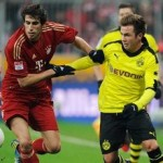 Bayern Munich 1-1 Borussia Dortmund - Highlights