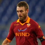 Daniele de Rossi : I Would Like To Stay With Roma