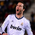 Arsenal agree £18.5m for Gonzalo Higuain