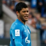 Chelsea, Man City On Alert As Hulk Prepares Zenit Exit