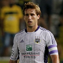 Arsenal, Real Madrid Target Lucas Biglia Ready To Quit Anderlecht
