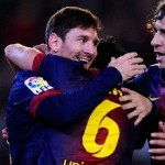 Real Betis 1-2 Barcelona – Highlights