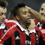 Santos Closing In On AC Milan Winger Robinho
