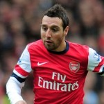 Santi Cazorla Admits Enjoying Physical Nature Of The Premier League