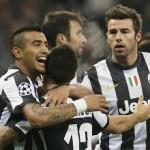 Shakhtar Donetsk 0-1 Juventus - Highlights