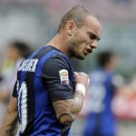 Chelsea and Arsenal Snubbed Sneijder after Massive Wage Demands!