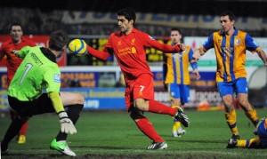 Luis Suarez Handball
