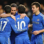 Chelsea 4-1 Wigan Highlights