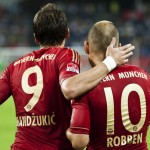 Bayern Munich 2-0 Wolfsburg Highlights