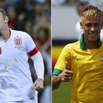 England 2-1 Brazil International Friendly Highlights