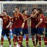 Spain 3-1 Uruguay Highlights