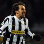 Juventus Captain Del Piero Offers Support To David Beckham