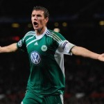 Wolfsburg Striker Edin Dzeko Wants AC Milan Switch
