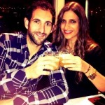 WAGS – Iria Otero Wife of Diego Lopez