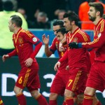 France 0-1 Spain World Cup Qualifier 2014 Highlights