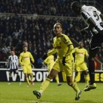 Newcastle United 1-0 Anzhi Makhachkala Highlights