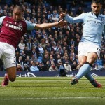 Man City 2-1 West Ham Highlights