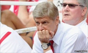 We suffered for a 'very long time' after RVP exit – Wenger