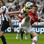 Newcastle 0-1 Arsenal Highlights