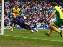 Man City 2-3 Norwich Highlights