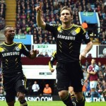 Aston Villa 1-2 Chelsea Highlights