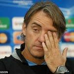 Roberto Mancini sacked by Man City