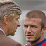 I regret not signing Beckham when i had the chance – Wenger