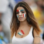 Babes of the Confederations Cup 2013
