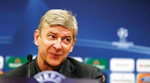 Arsenal officially open new contract talks with Wenger