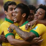 Brazil 2-0 Mexico Confederations Cup Highlights