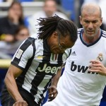 Real Madrid Legends 2-1 Juventus Legends Highlights