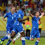 Italy 4-3 Japan Confederations Cup Highlights