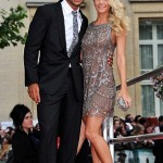 Theo Walcott Marries long time girlfriend Melanie Slade