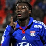 Newcastle Open Fresh Talks For Lyon Striker Bafetimbi Gomis