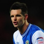 Arsenal, Liverpool Chasing Blackburn Defender Scott Dann
