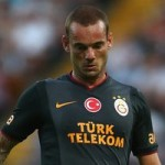 Galatasaray Star Wesley Sneijder Eyeing Premier League Move