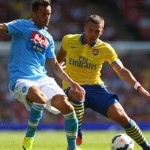 Arsenal 2-2 Napoli Emirates Cup Highlights