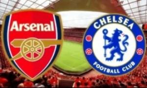 Arsenal v Chelsea 1