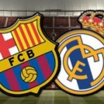 FC Barcelona v Real Madrid – Clasico Team Line-Up
