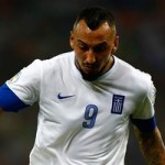 Arsenal, Liverpool Linked With Olympiakos Striker Kostas Mitroglou
