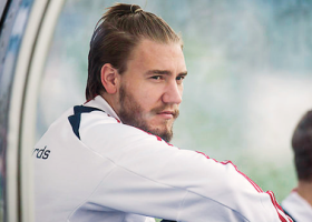 Nicklas Bendtner 10