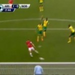 Jack Wilshere Goal Against Norwich City – Video