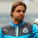 Newcastle Goalkeeper Tim Krul Delighted With The Impact Of Loic Remy